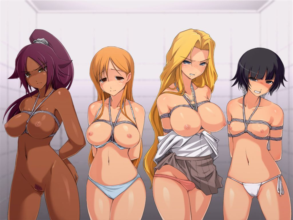 Bleach girls hentai let's